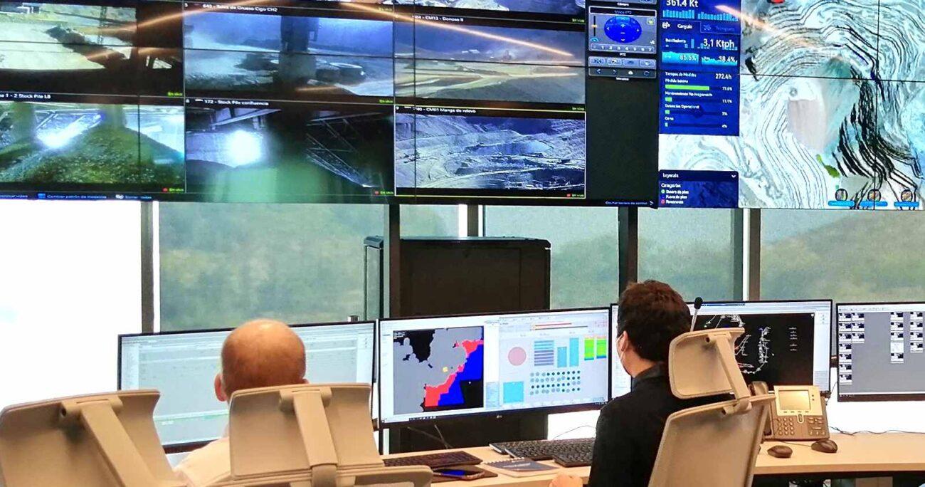 El IROC operará desde las oficinas corporativas de la compañía minera en la Torre Titanium (Foto Anglo American).