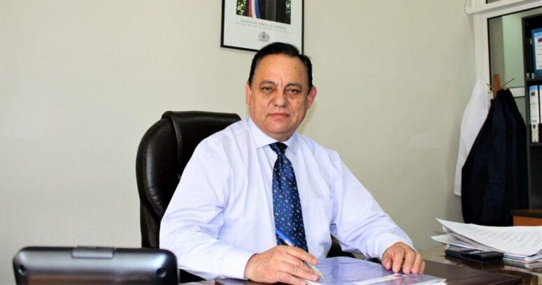 Director del Servicio de Salud de Magallanes fue trasladado a Santiago por COVID-19