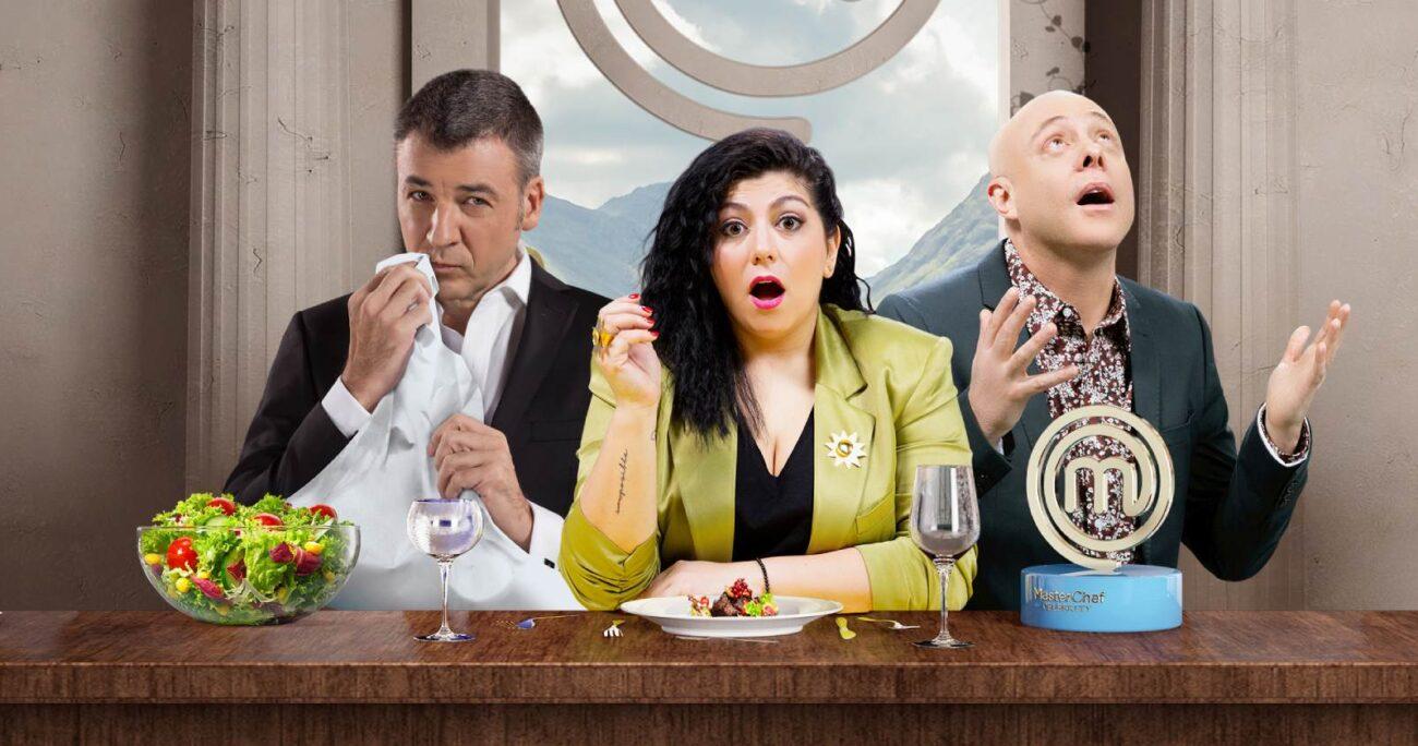 """Yann Yvin adelanta que """"yo voy a a buscar el ser humano que se esconde atrás del celebrity... y los platos hablan por sí solos"""". CANAL 13"""