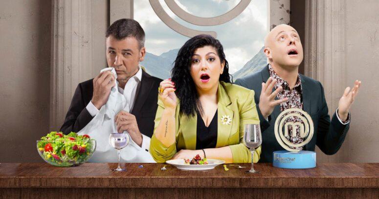 Yann Yvin vuelve a Canal 13: se suma como juez de la nueva temporada de MasterChef Celebrity