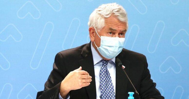"""Ministro Paris por dichos de Mañalich: """"No es el momento de polemizar"""""""
