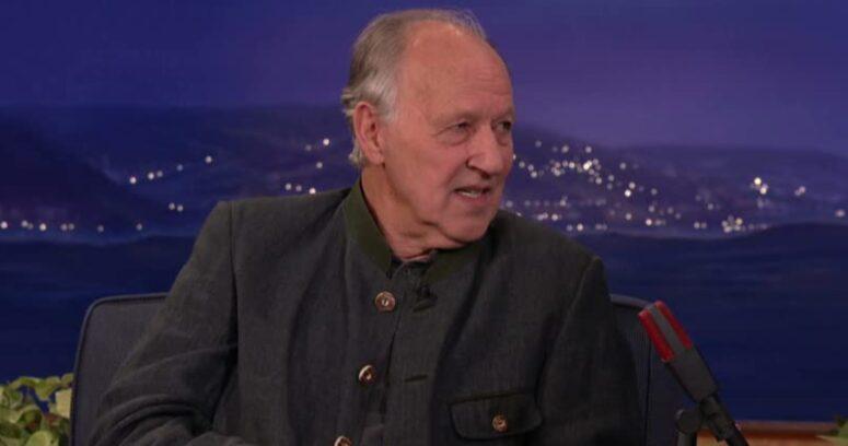 Qué hacía Werner Herzog en la comisión Futuro del Senado