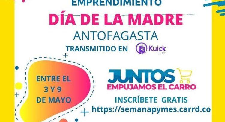Día de la Madre: MYPES de Antofagasta venderán sus productos por lives streaming