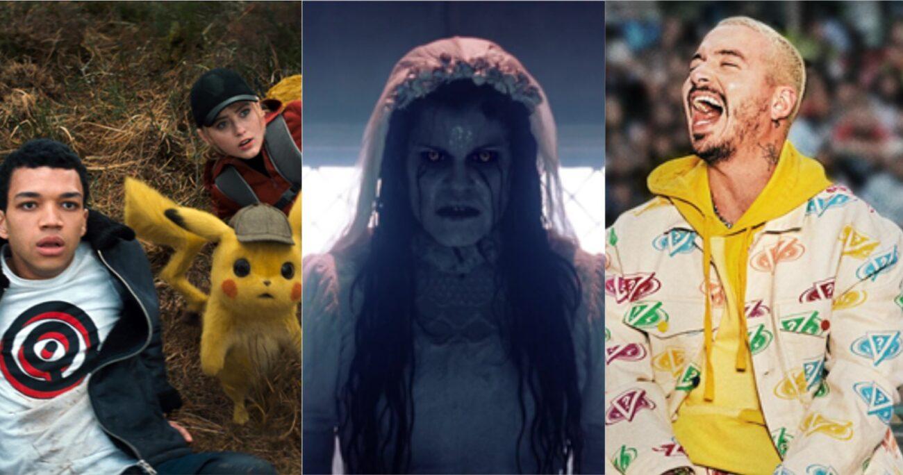 Detective Pikachu, La Llorona y un documental de J Balvin son algunos de los estrenos este mes. AMAZON PRIME