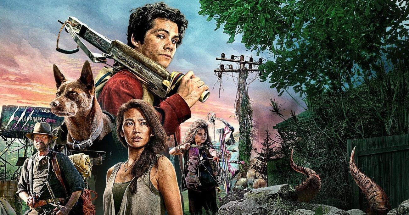 Dylan O'Brien es conocido por la saga The Maze Runner y la serie Teen Wolf. NETFLIX