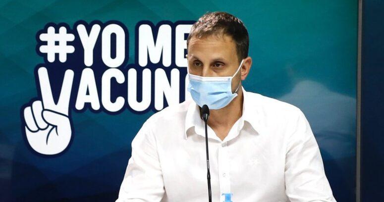 """Rafael Araos por vacuna Sinovac: """"Teóricamente, podría ser efectiva contra las nuevas variantes"""""""