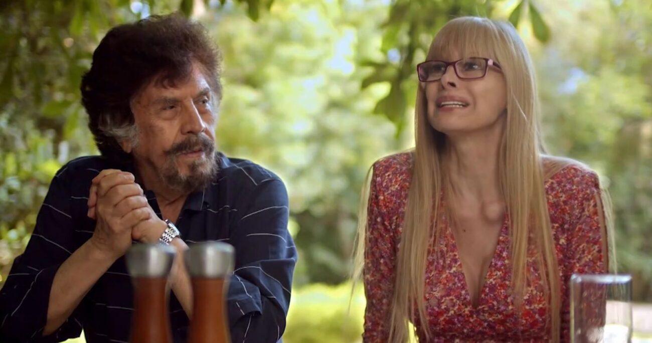 Beatriz Alegret es esposa de Adriano Castillo. (Canal 13).