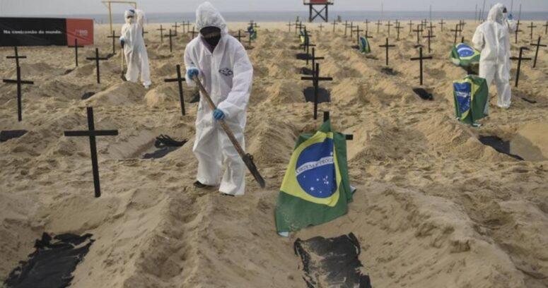 """Bolsonaro critica a los estados que ponen restricciones: """"Brasil tiene que volver a trabajar"""""""