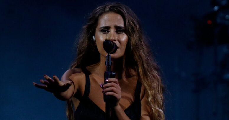 Cami Gallardo no se presentó en los Latin Music Awards por ser contacto estrecho