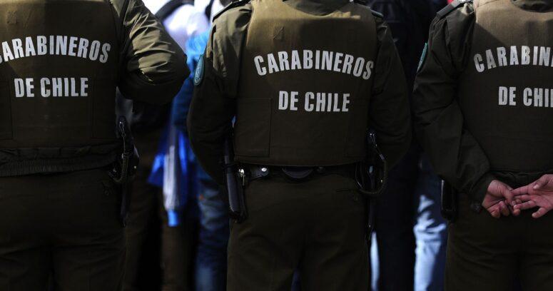 """""""Carabineros detuvo a diez personas al interior de sauna clandestino en Ñuñoa"""""""