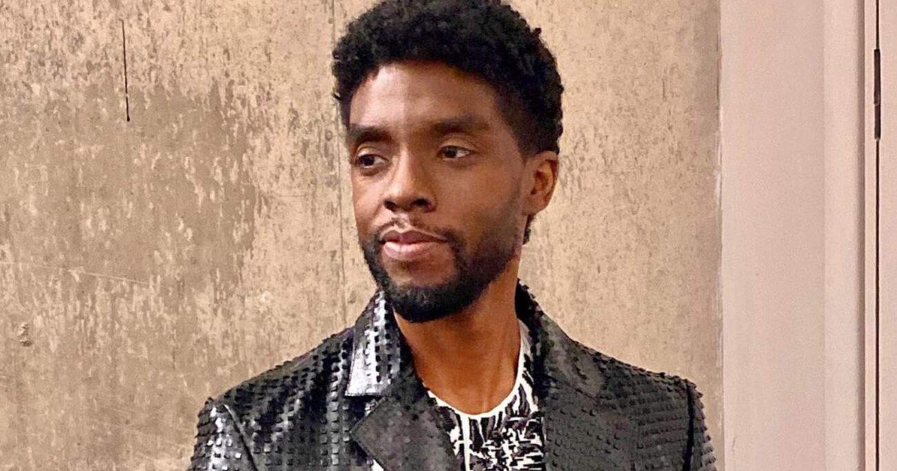Boseman postulaba a la estatuilla por su rol en La Madre del Blues. INSTAGRAM