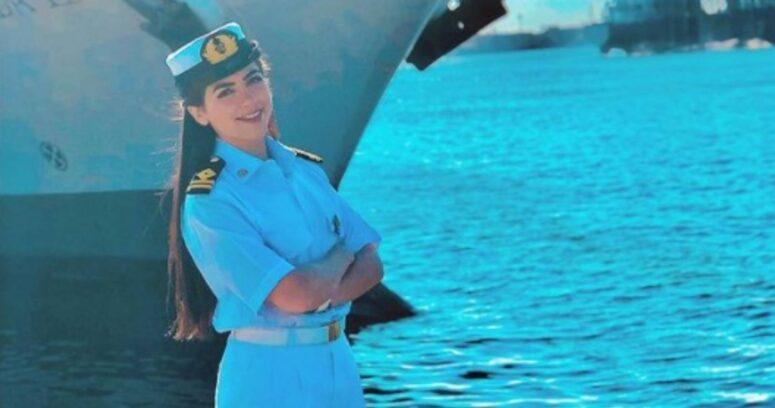 """""""Marwa El Selehdar, la capitana egipcia acusada falsamente de bloquear el Canal de Suez"""""""
