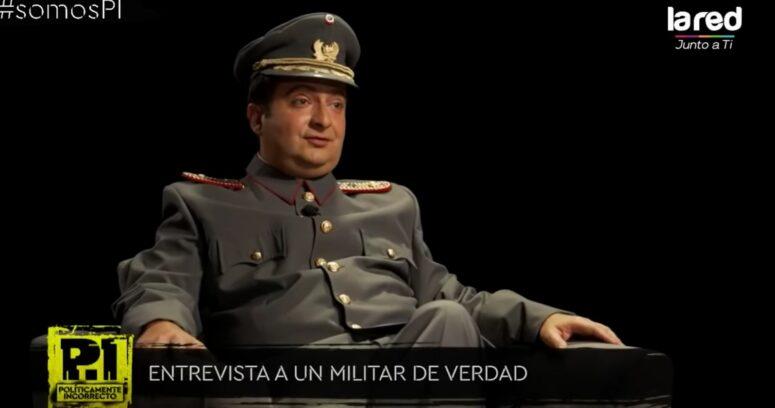Ejército envía carta a La Red por sketch en programa Políticamente Incorrecto