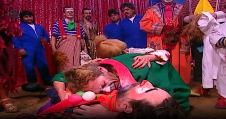 La triste escena de El Circo de las Montini que remeció a las redes sociales