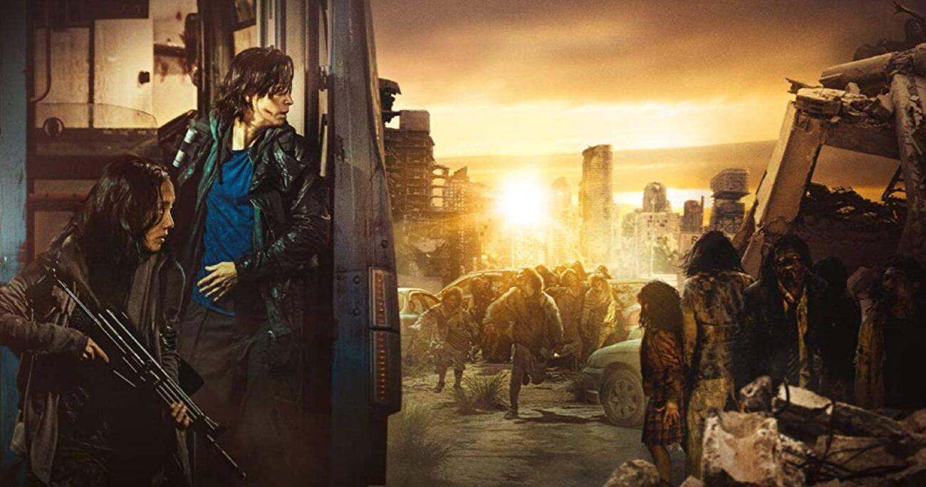 En 2016 se estrenó la primera película, Estación Zombie. (IMDb).