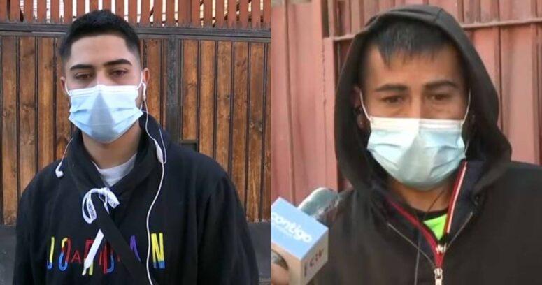 Familiares de presunto parricida de San Bernardo niegan violencia intrafamiliar