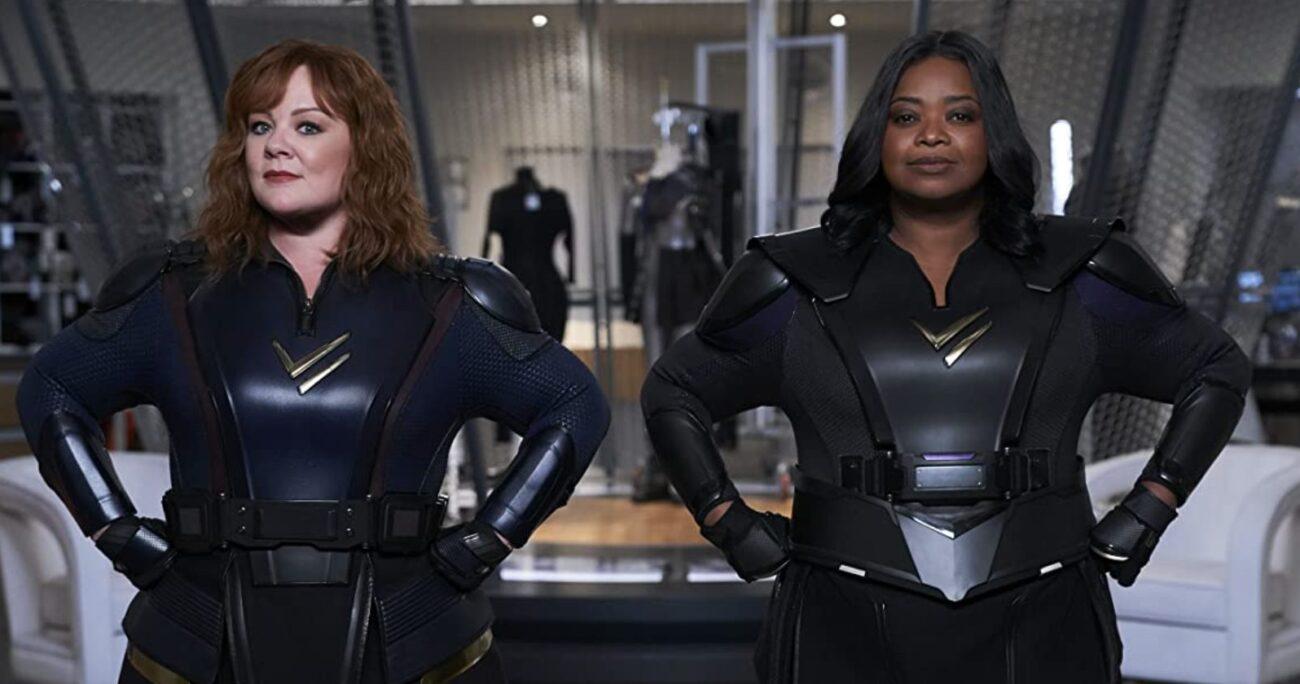 Dos amigas de la infancia buscan vencer a un grupo de supervillanos. (IMDb).