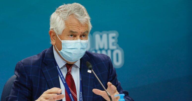 """""""Cadem: aprobación de la gestión del Gobierno en la pandemia cayó 20 puntos en cinco semanas"""""""