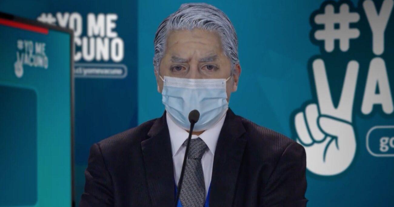 El actor será el conductor del nuevo programa de humor de Mega. (Captura de pantalla/Mega).