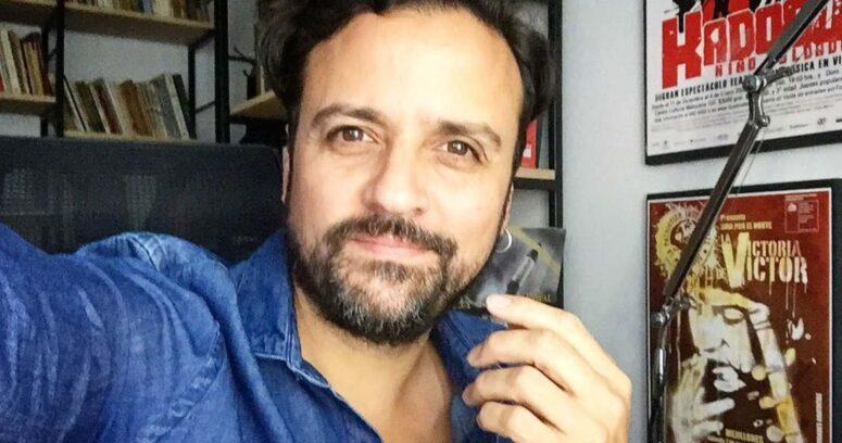 Ignacio Achurra acusó el bloqueo de su cuenta de Facebook por declaraciones de Yuyuniz Navas