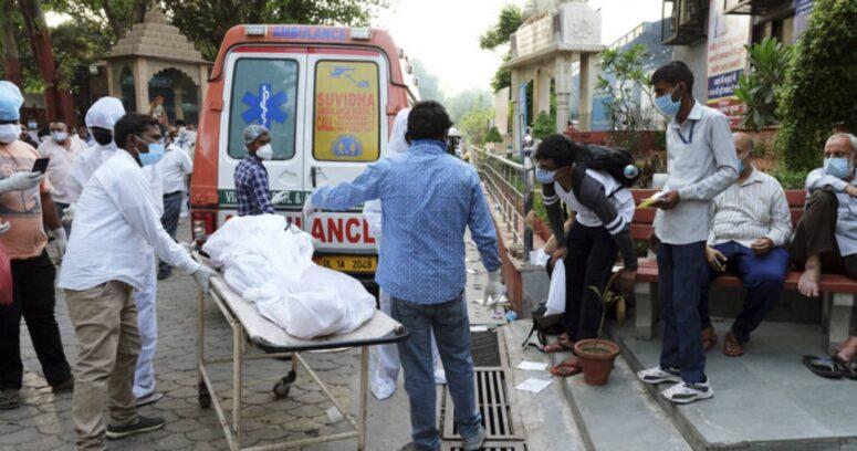 """""""India registra nuevo récord de contagios con COVID-19: más de 370 mil casos nuevos y 3.600 muertes en un día"""""""