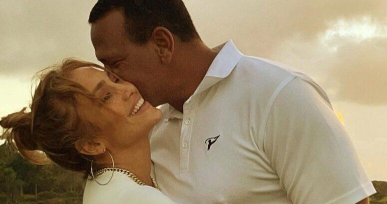 """""""Jennifer Lopez y Álex Rodríguez confirmaron el fin de su relación después de cuatro años"""""""