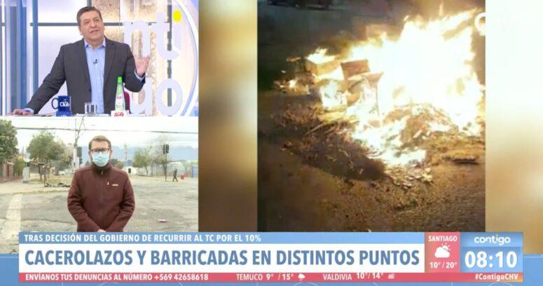 """""""El Gobierno rasca donde no pica"""": el análisis de Julio César Rodríguez al descontento por anuncio de recurrir al TC por el tercer retiro"""