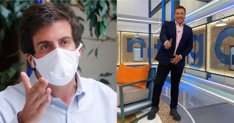 """""""O es hue… de verdad o es malintencionado"""": Julio César Rodríguez repasó a Diego Schalper"""