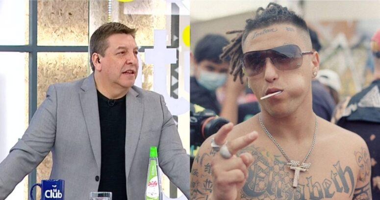 """""""Me voy a meter en la pata de los caballos"""": Julio César Rodríguez salió a defender a Pablo Chill-E"""