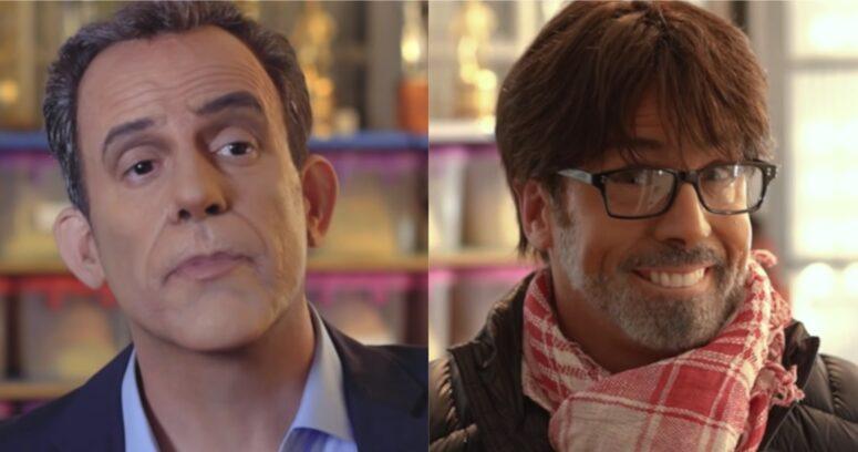 VIDEO – Kramer lo hizo de nuevo: sorprendió con imitación de Felipe Alessandri y Daniel Jadue