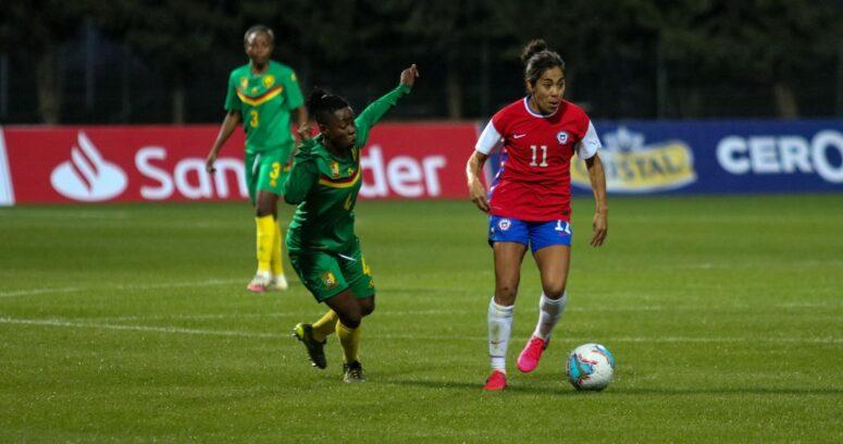 La Roja femenina clasificó a los Juegos Olímpicos de Tokio
