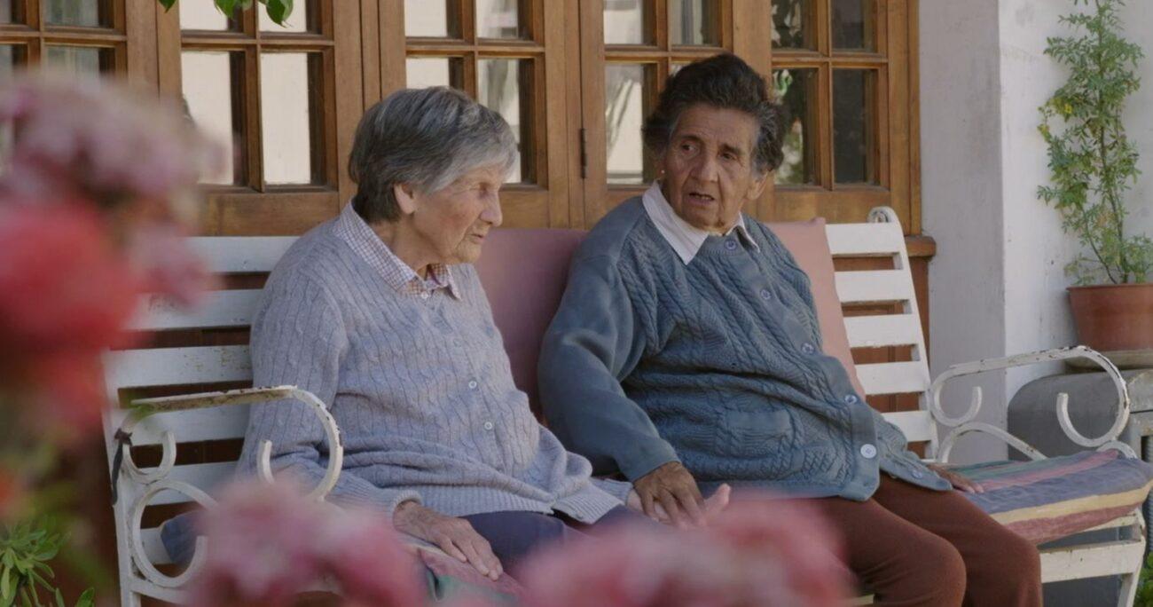 Zoila y Marta son las protagonistas de este cortometraje. CANAL 13
