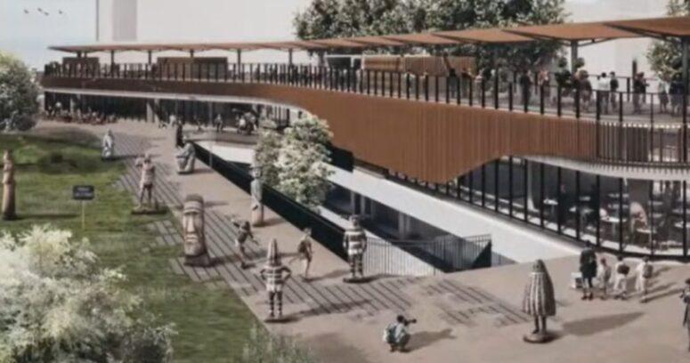 """""""Concejo Municipal de Ñuñoa rechaza proyecto en Parque Bustamante"""""""