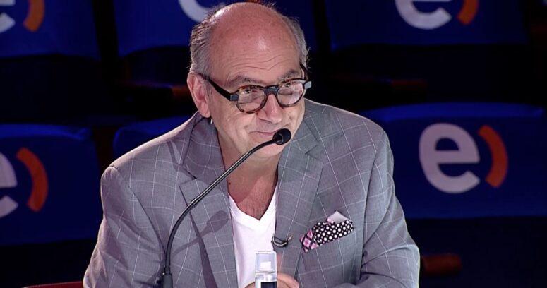 El meme con el que Luis Gnecco respondió a polémica discusión con Denise Rosenthal en Got Talent Chile