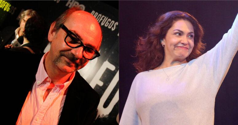 VIDEO – La hilarante parodia de Tamara Acosta y Luis Gnecco a Enrique Paris y Paula Daza
