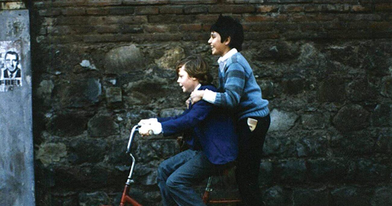 Matías Quer y Ariel Mateluna son los dos protagonistas de la película. IMDB