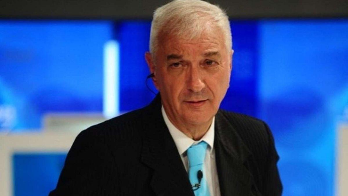 Viale era conductor de A24 y América. Es padre del periodista Jonatan Viale.