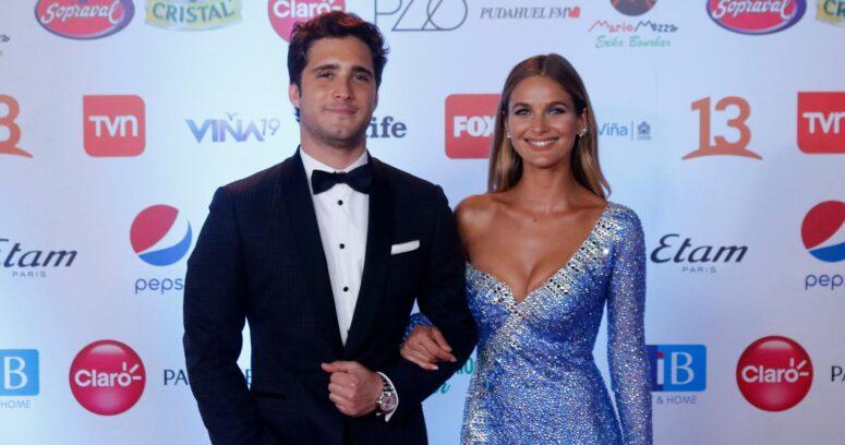 """""""El tenso momento que protagonizaron Mayte Rodríguez y Diego Boneta en Gala de Viña 2019"""""""