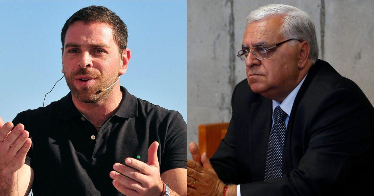 Lo ocurrido con el ex concejal UDI salió a colación durante la discusión que protagonizaron Neme y el diputado Lavín. AGENCIA UNO/ARCHIVO