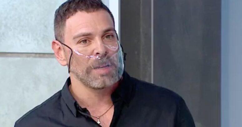 """""""Agradezco a Mega…"""": las palabras de José Antonio Neme en su regreso al Mucho Gusto"""