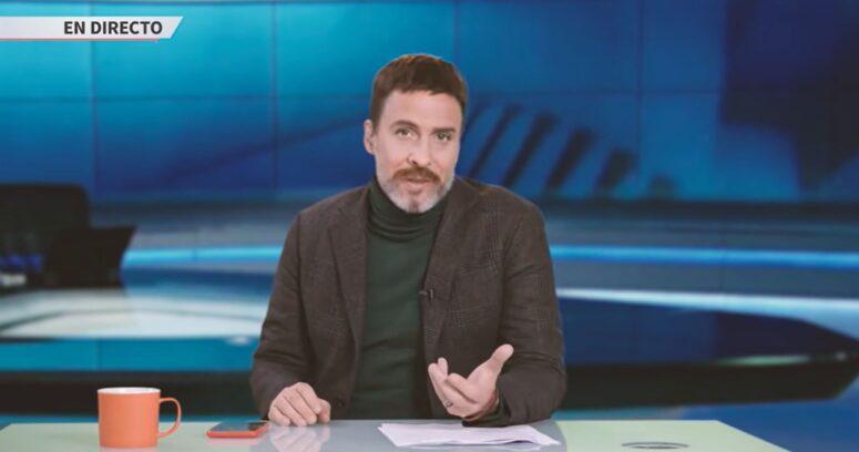 """VIDEO – José Antonio Neme por imitación de Stefan Kramer: """"Me pareció genial, es un crack"""""""