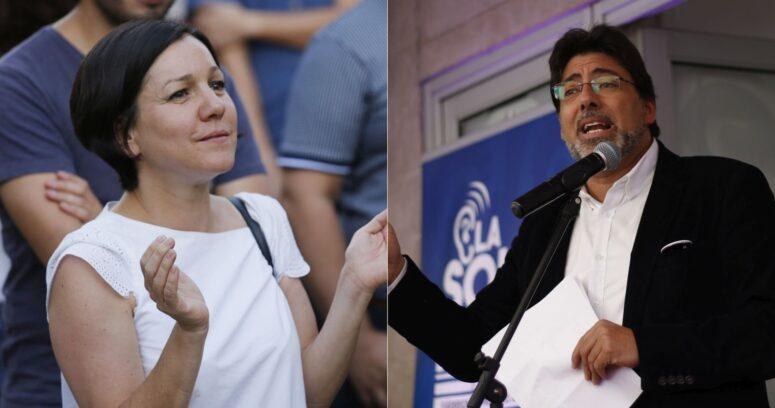 """""""Los duros comentarios de Javiera Parada por la candidatura de Daniel Jadue"""""""