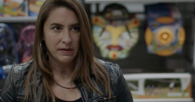 Así es el personaje de Patricia López que debutó en la teleserie nocturna Demente