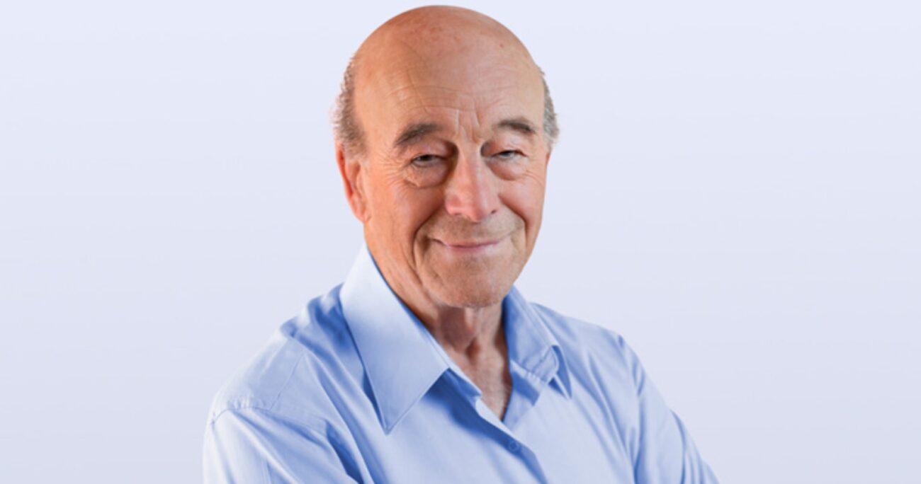 El candidato republicano Ramón Frez tenia 74 años de edad. PARTIDO REPUBLICANO.