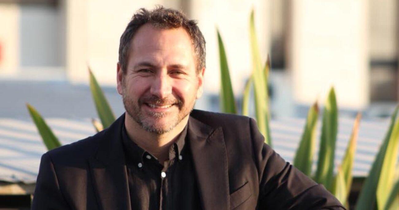 Juan Pablo Sáez es el candidato de la Democracia Cristiana para la alcaldía de Ñuñoa. (@jp.saezrey).