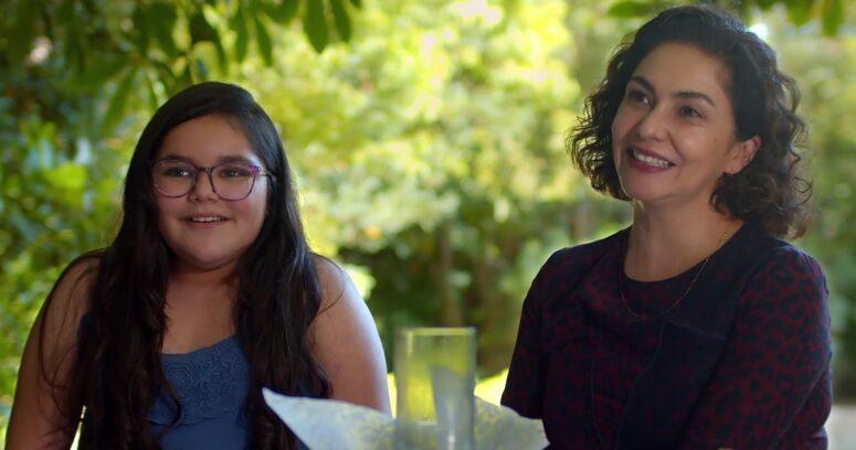 VIDEO – El reencuentro de Tamara Acosta con su hija Anita de Los 80