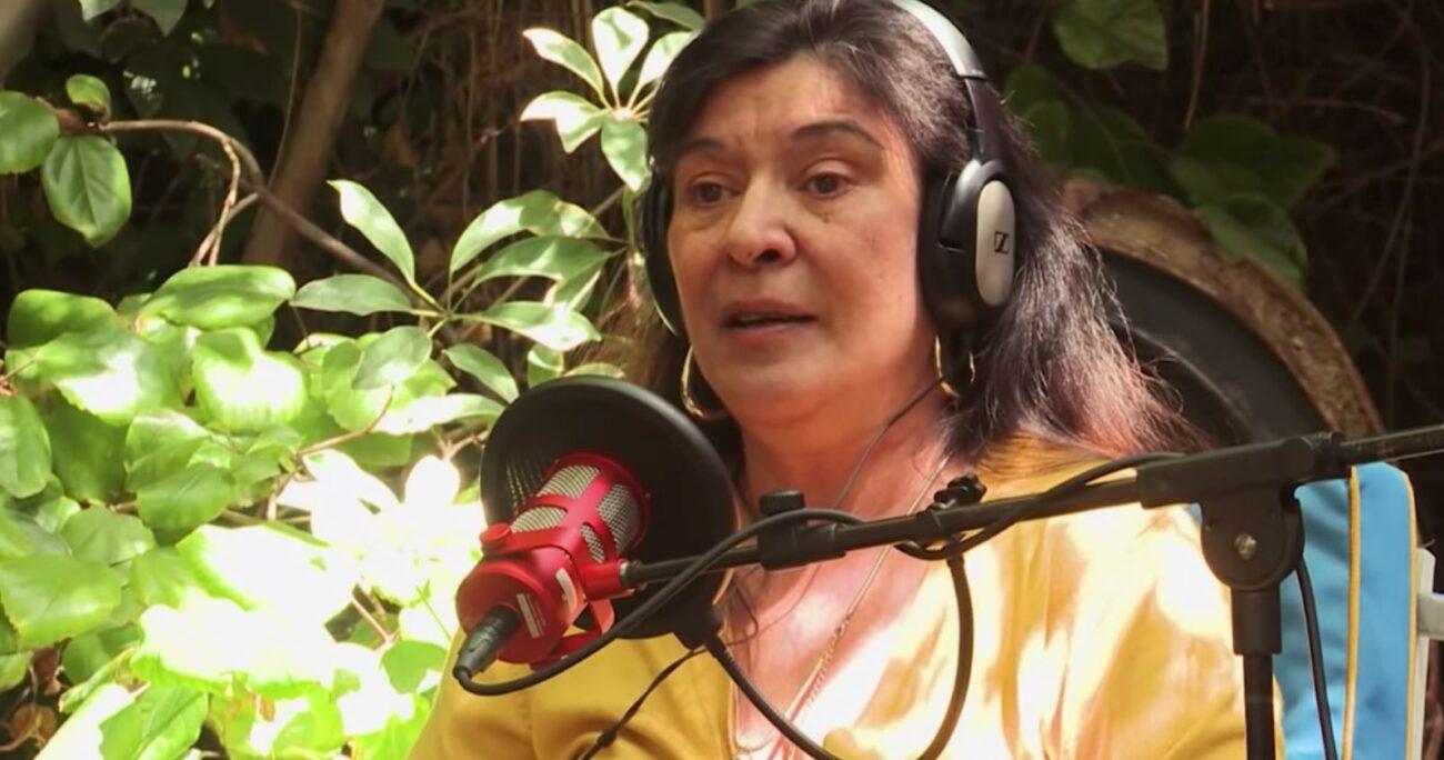 Una de las últimas entrevistas que dio fue a Chilevisión el 2020.