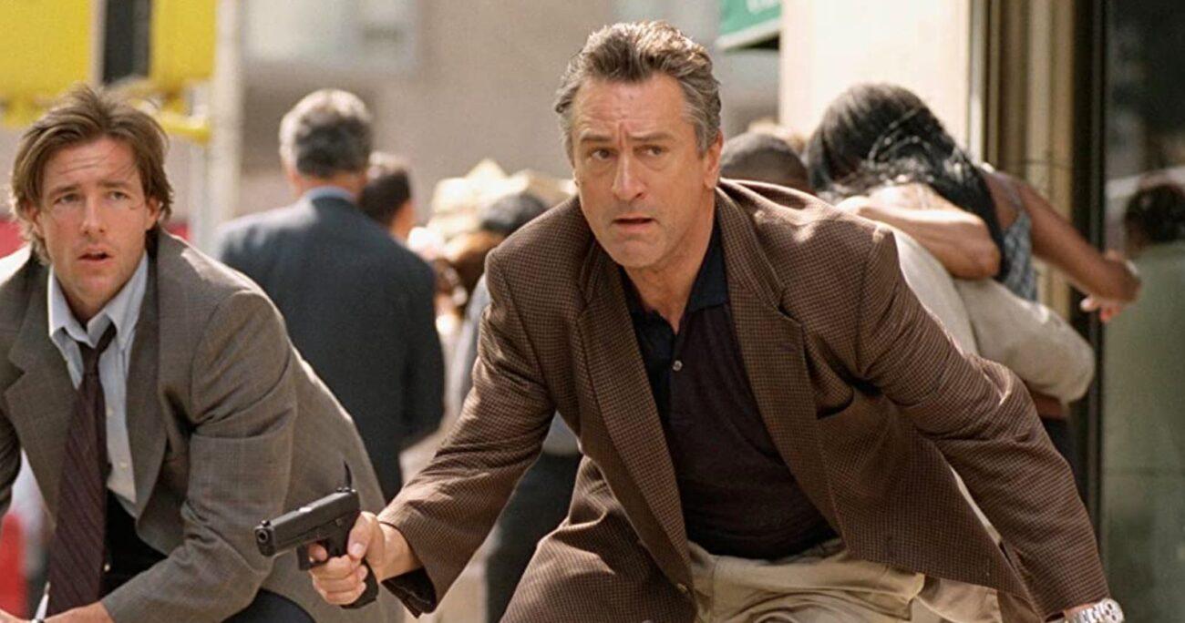 La película 15 Minutos fue estrenada en 2001. IMDB