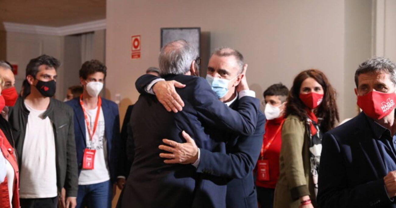 La dimisión fue exigida por la dirección general del partido. AGENCIA UNO/ARCHIVO