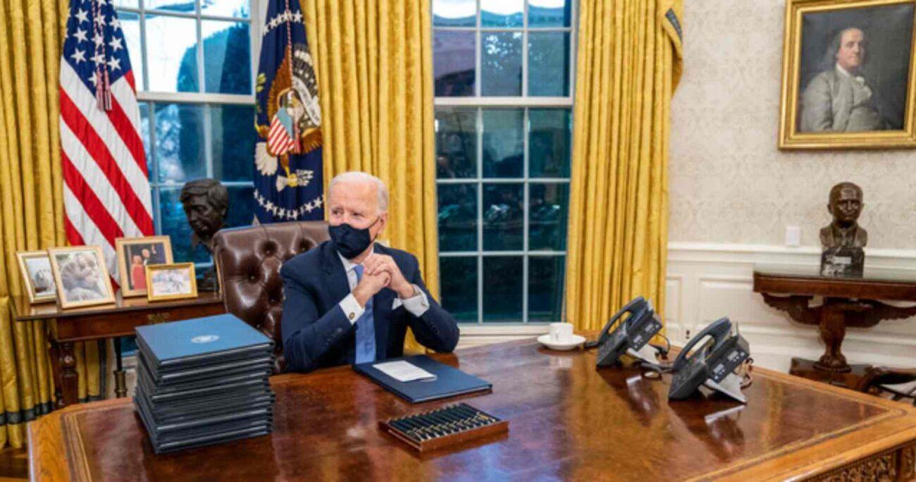 Joe Biden, está decido a consagrar que cualquier estadounidense tenga acceso a atención sanitaria, incluida la reproductiva. AGENCIA UNO/ARCHIVO